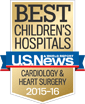 US News Best Children's Hospital Cardiology and Heart Surgery