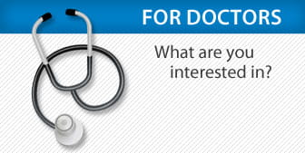 For Doctors: What are you interested in?