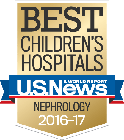 US News Best Children's Hospital Cardiology and Heart Surgery 2016-2017