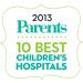 One of Parents Magazine's 10 Best Children's Hospitals