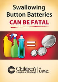 Injury Prevention Button Battery Safety