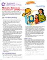 Pediatric modified barium swallow study