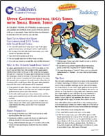 Upper Gastrointestinal UGI with Small Bowel Series PDF